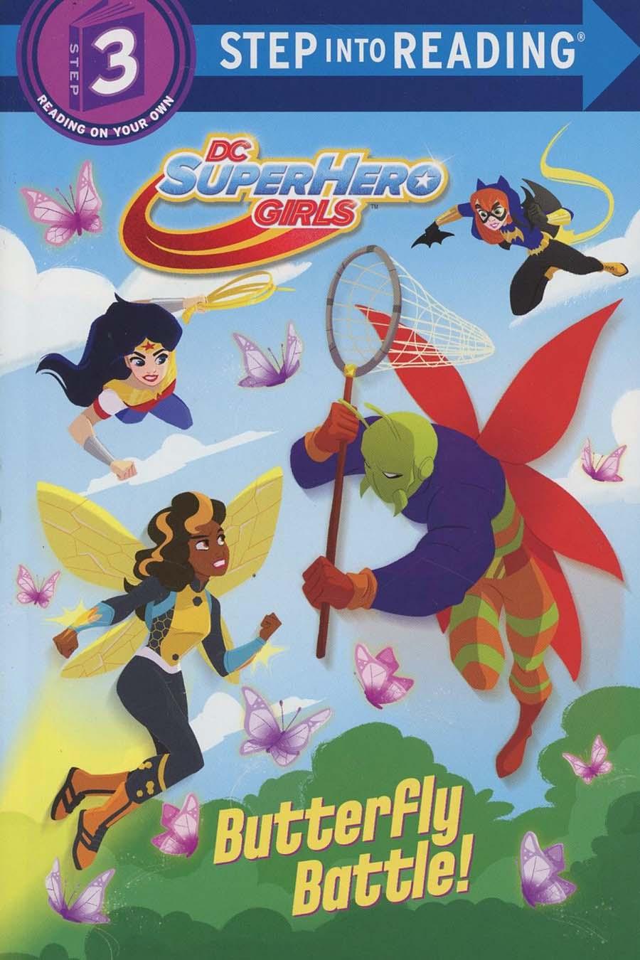 DC Super Hero Girls Butterfly Battle SC