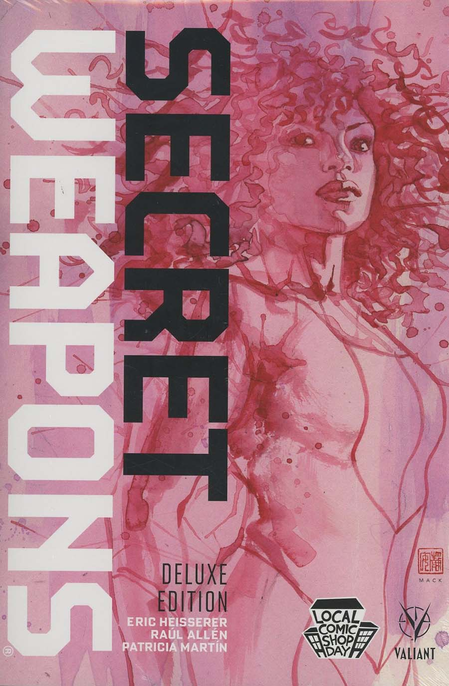 LCSD 2017 Secret Weapons Deluxe Edition HC