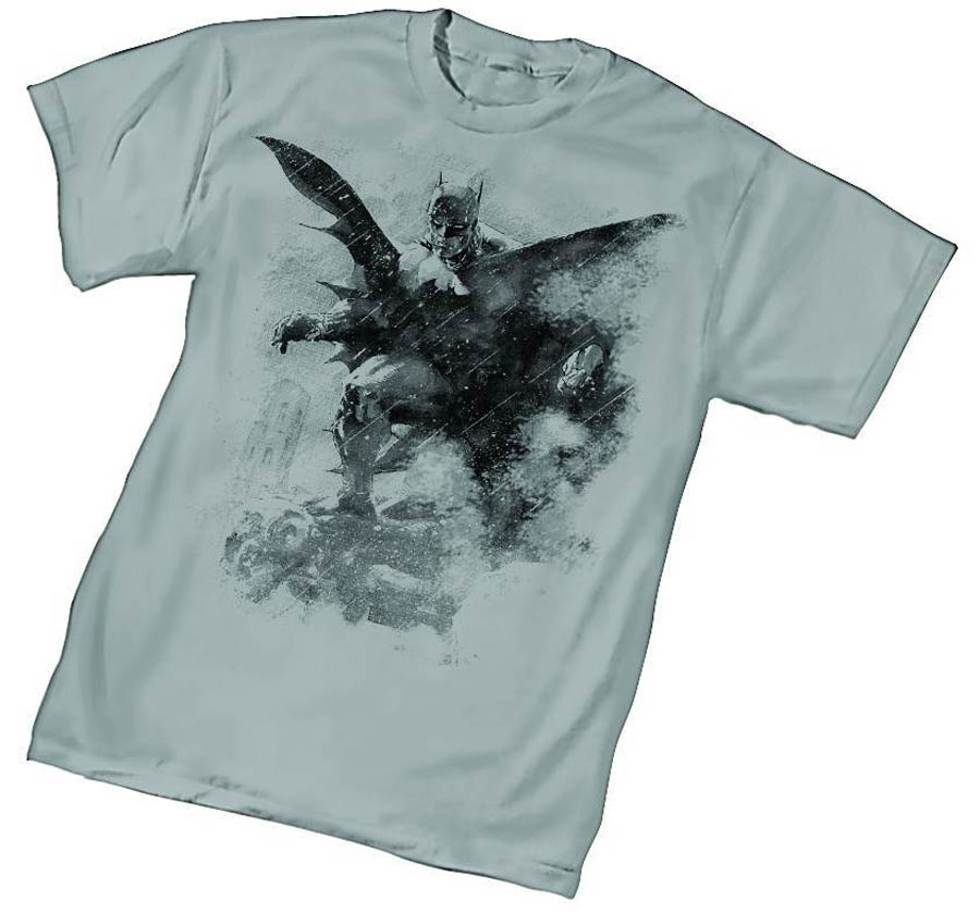Batman Hush By Jim Lee T-Shirt Large