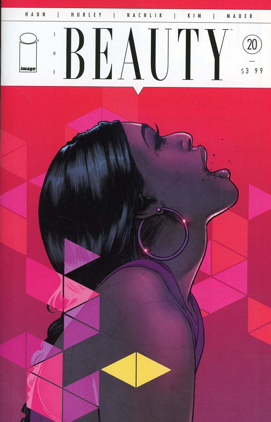 Beauty #20 Cover A Regular Jeremy Haun & Nick Filardi Cover