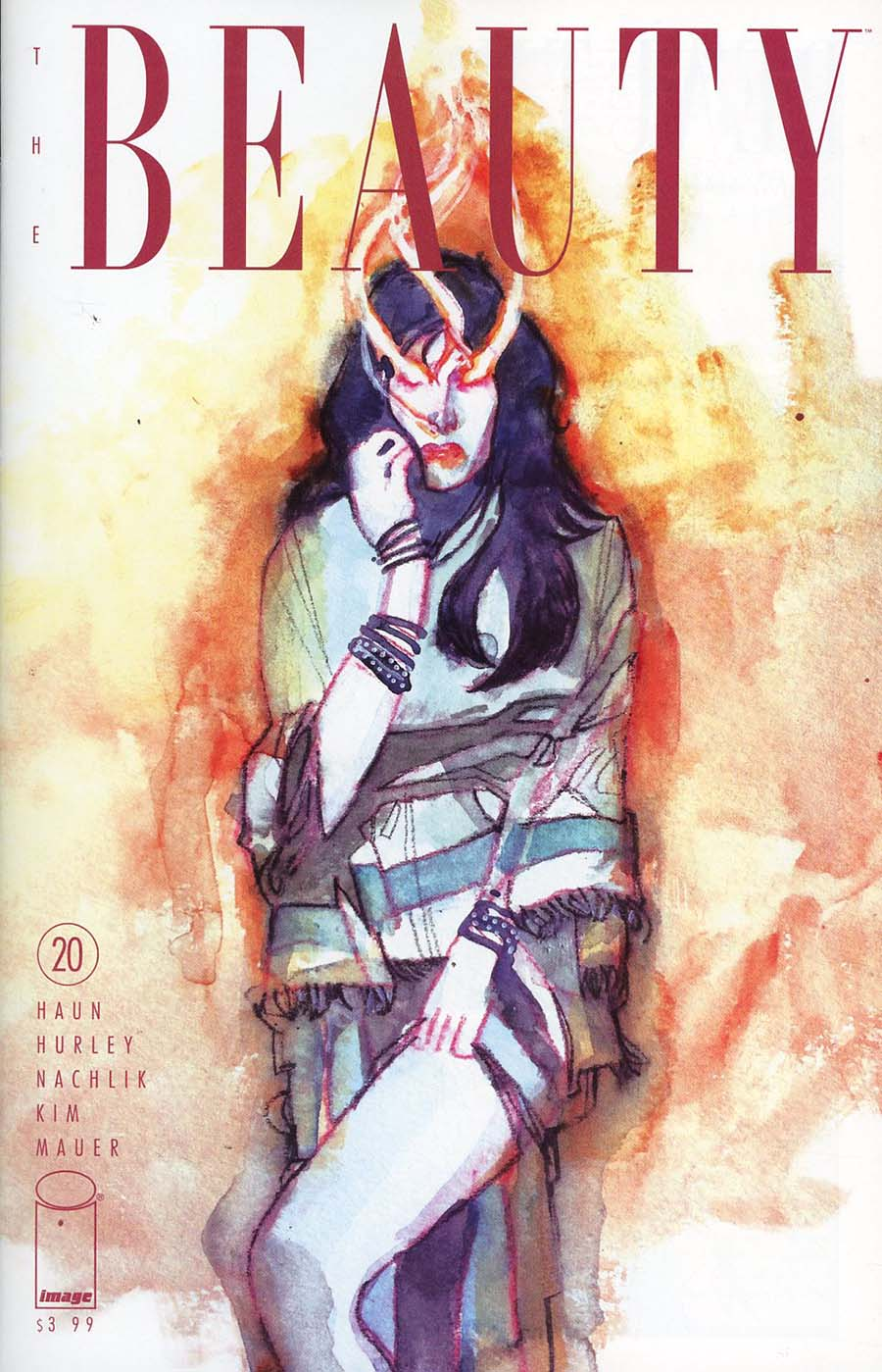 Beauty #20 Cover B Variant Ray Fawkes Cover