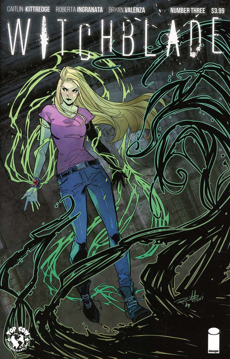 Witchblade Vol 2 #3