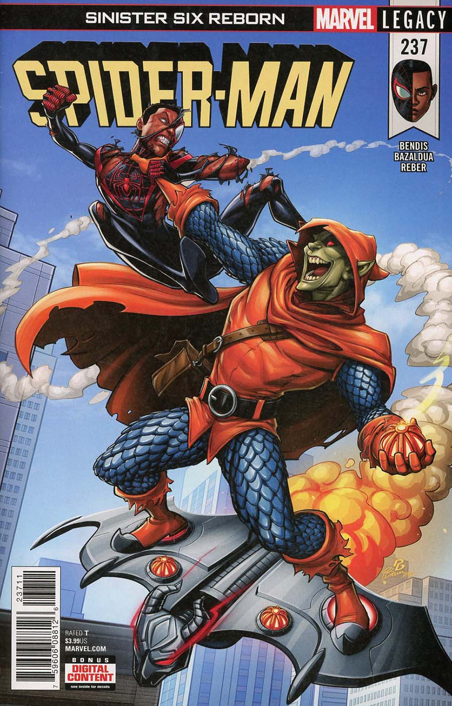 Spider-Man Vol 2 #237 (Marvel Legacy Tie-In)