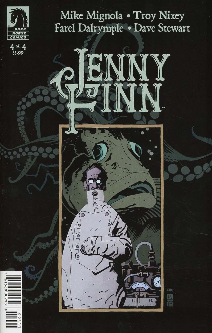 Jenny Finn Vol 3 #4