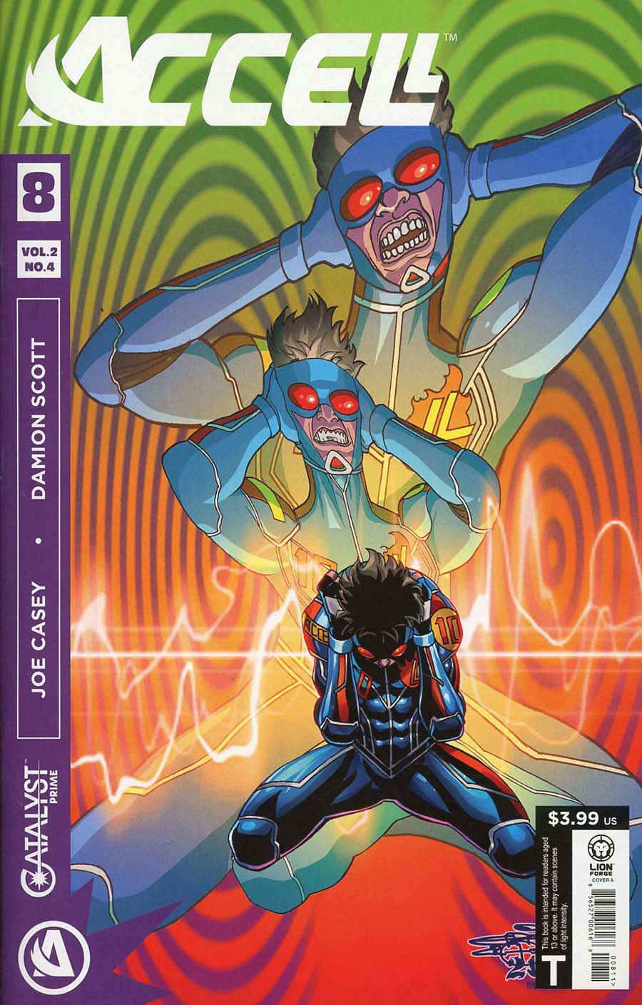 Catalyst Prime Accell #8