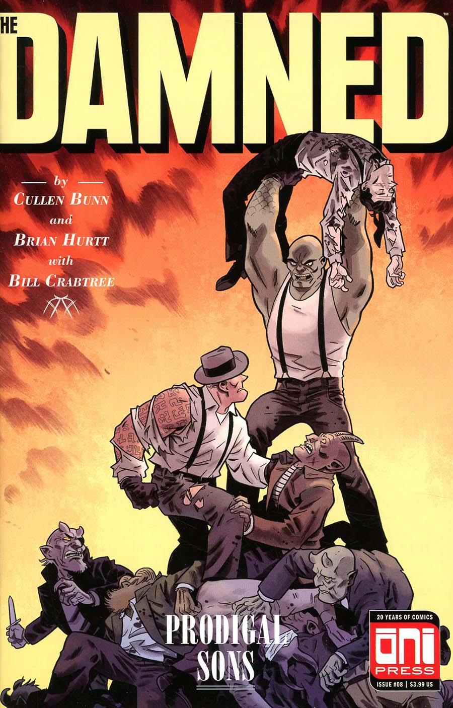 Damned (Oni Press) Vol 2 #8