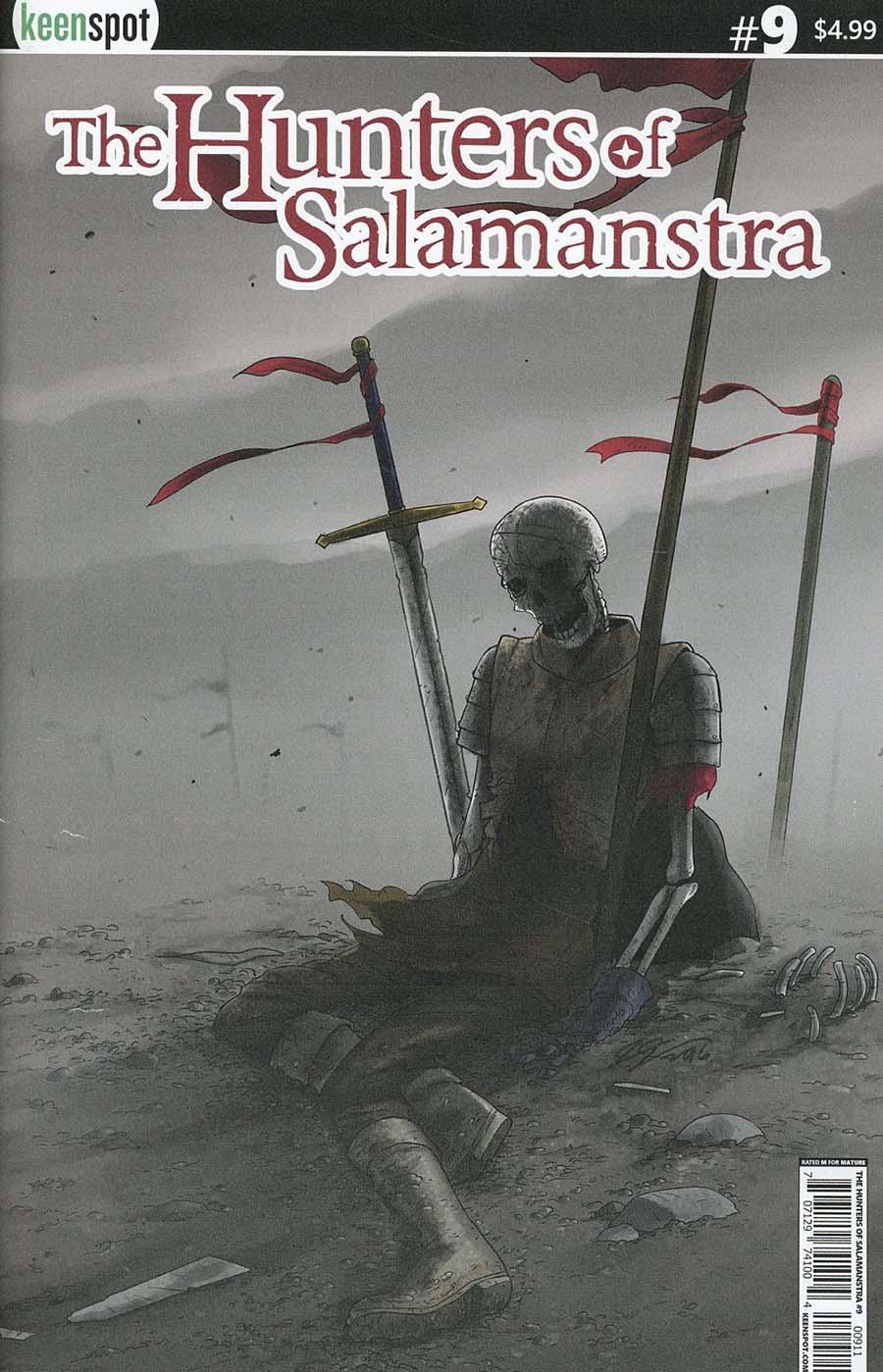 Hunters Of Salamanstra #9