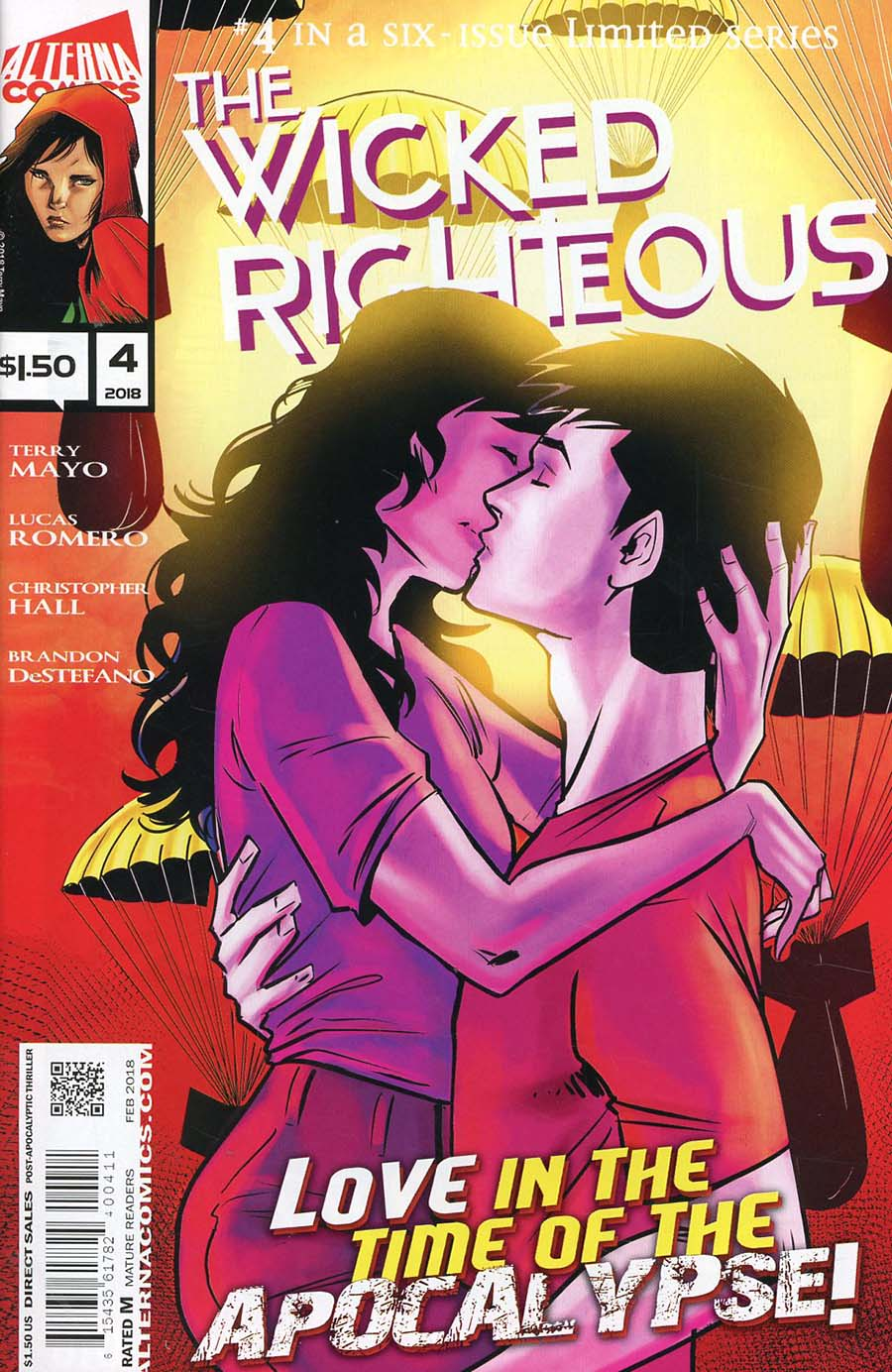 Wicked Righteous #4