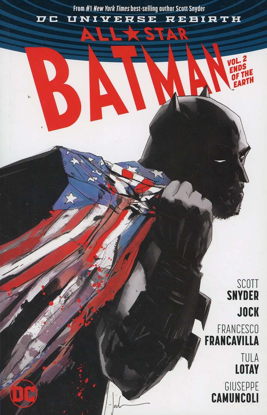 All-Star Batman (Rebirth) Vol 2 Ends Of The Earth TP