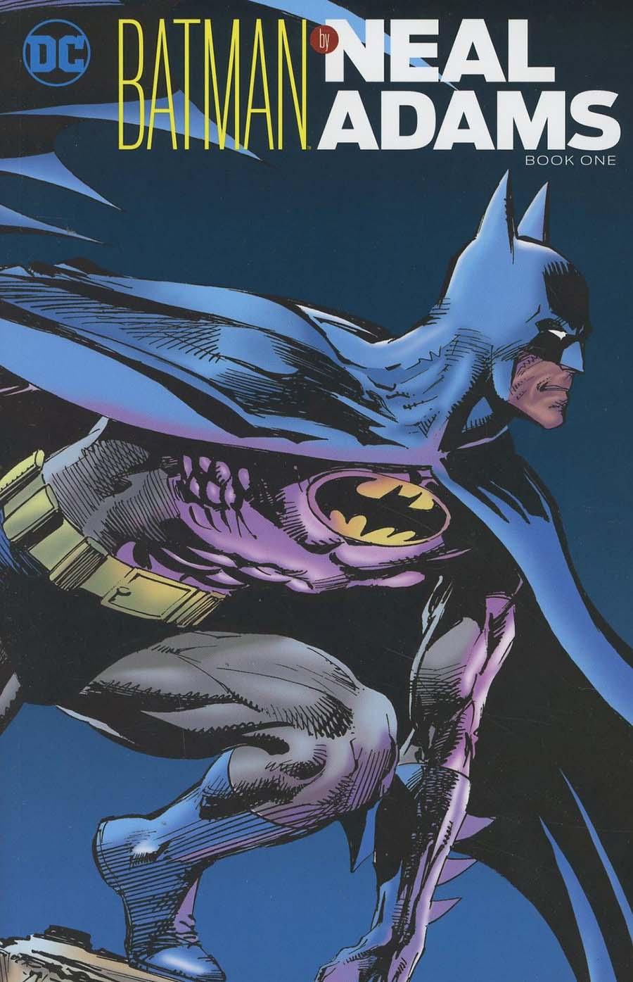 Batman By Neal Adams Book 1 TP