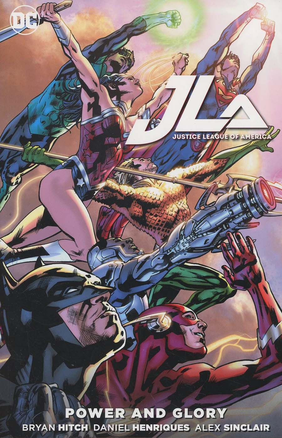 Justice League Of America Power And Glory TP