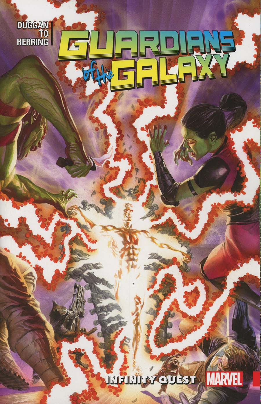 All-New Guardians Of The Galaxy Vol 3 Infinity Quest TP