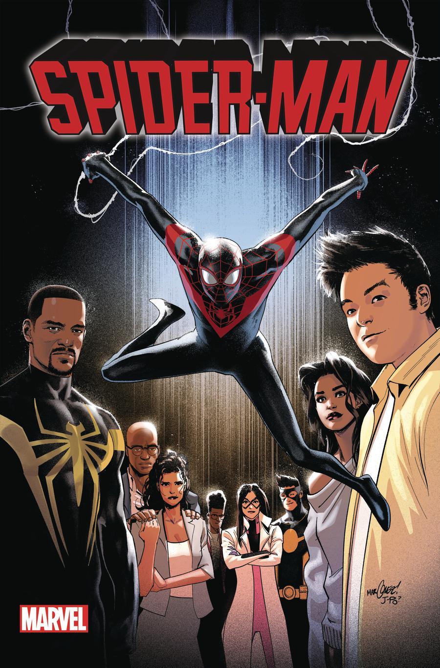 Spider-Man Miles Morales Vol 4 TP