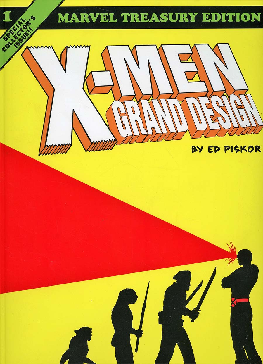 X-Men Grand Design Vol 1 TP