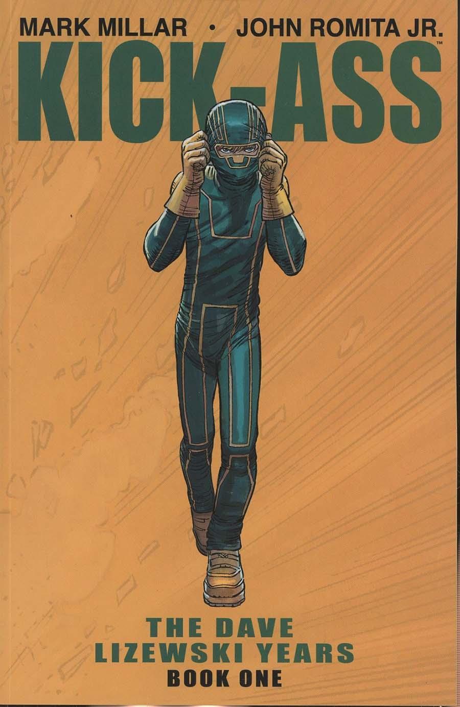 Kick-Ass Dave Lizewski Years Vol 1 TP
