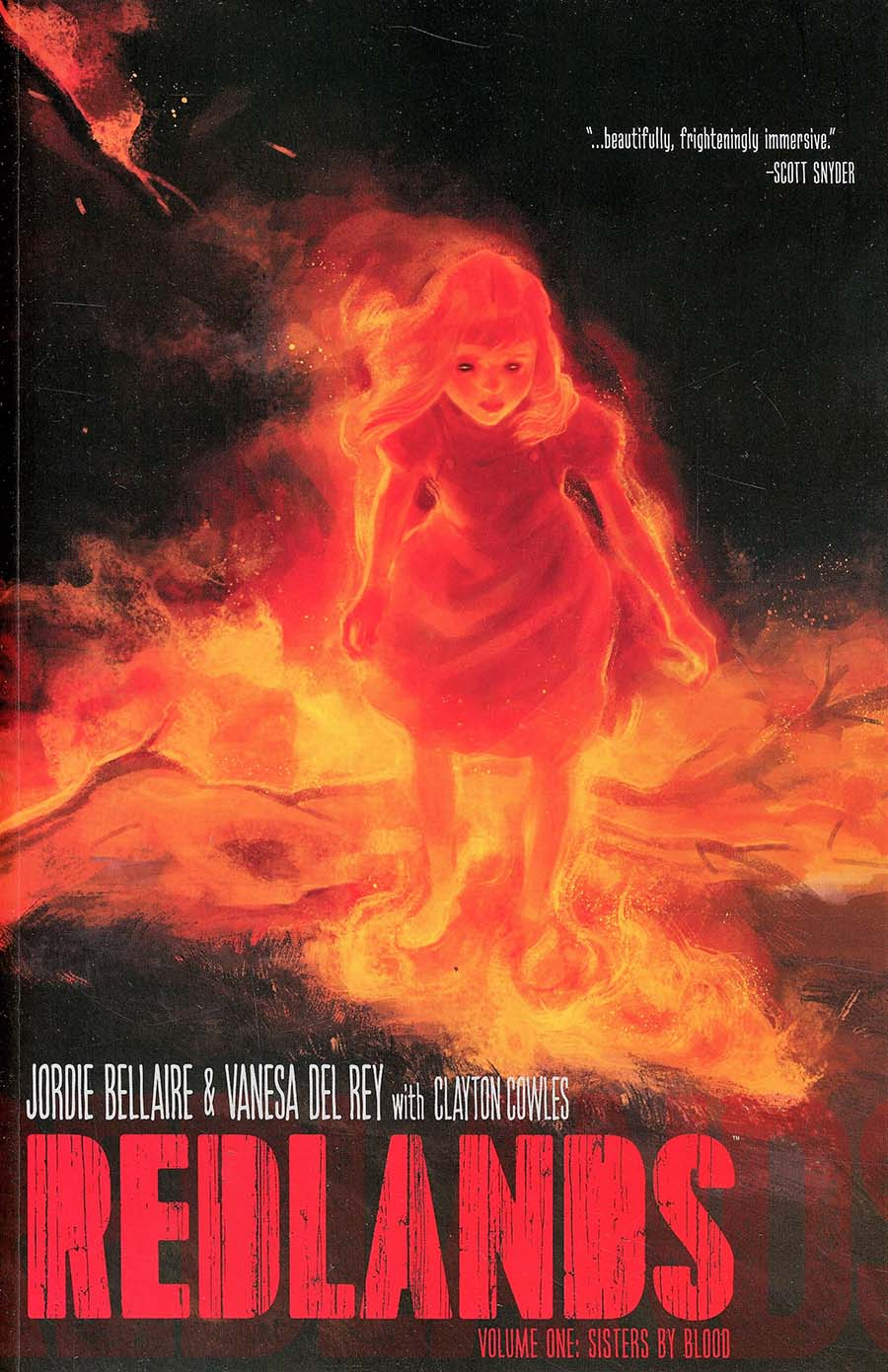 Redlands Vol 1 Sisters By Blood TP