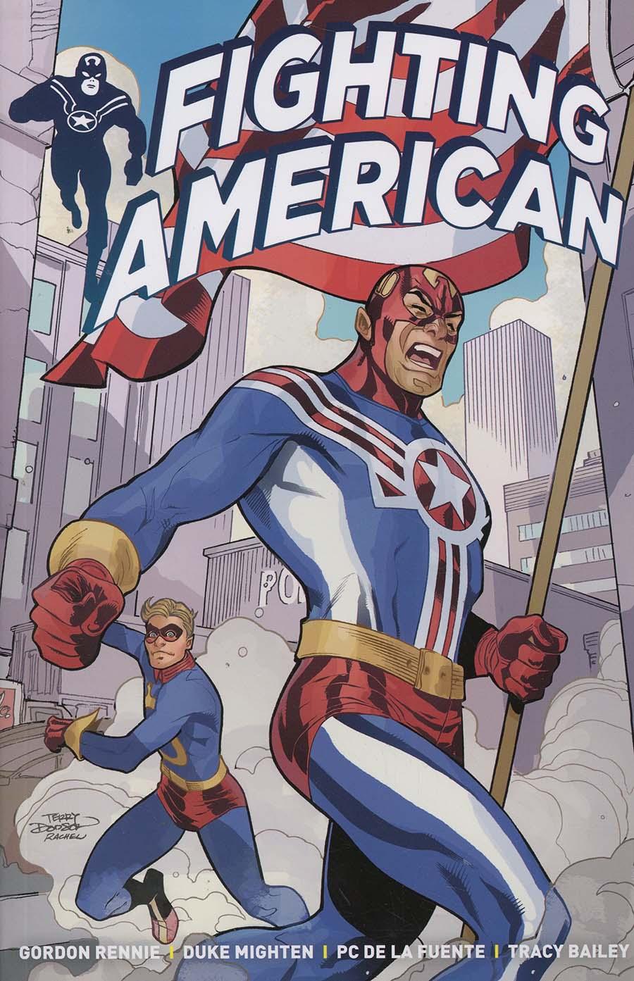 Fighting American Vol 1 TP