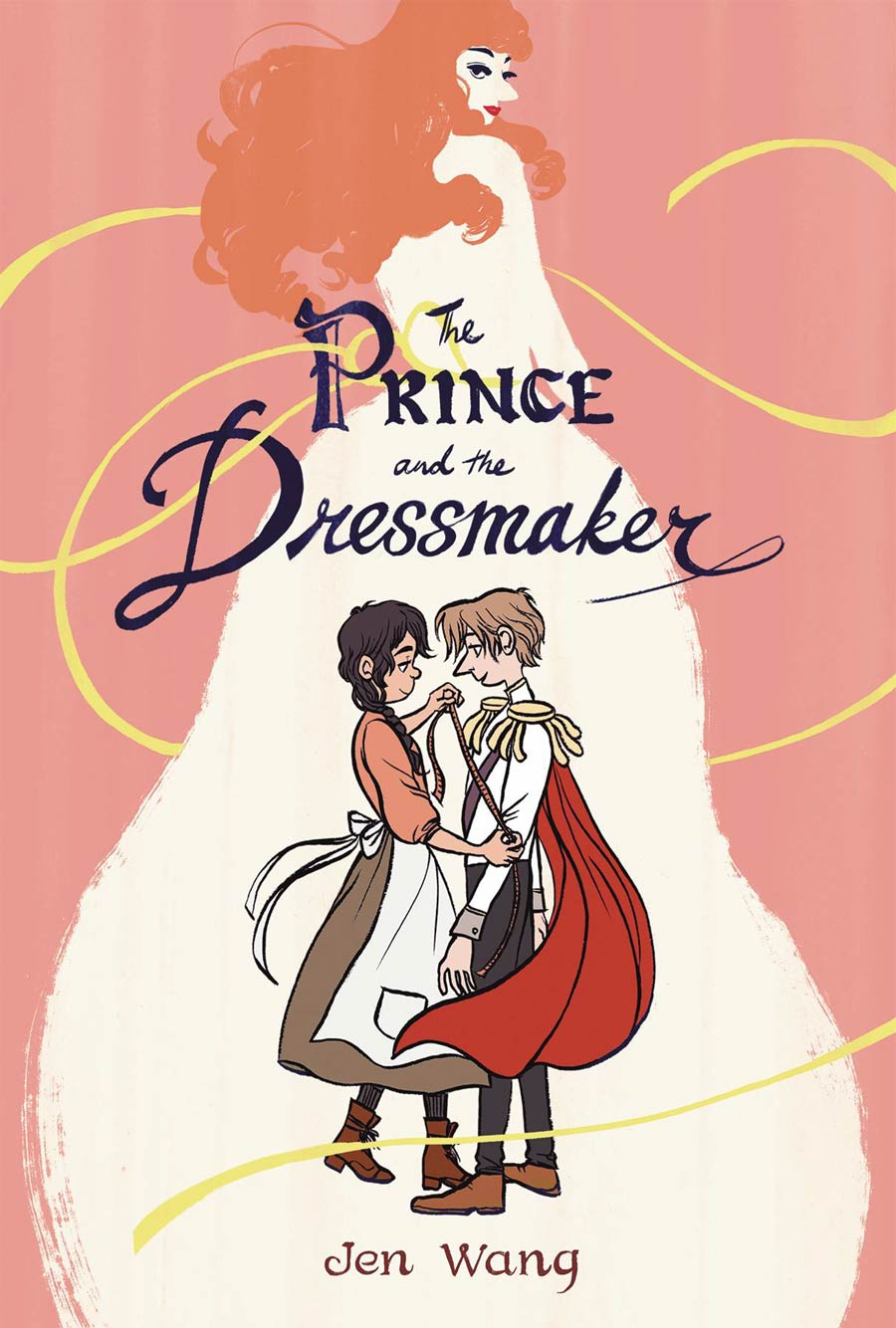 Prince And The Dressmaker HC