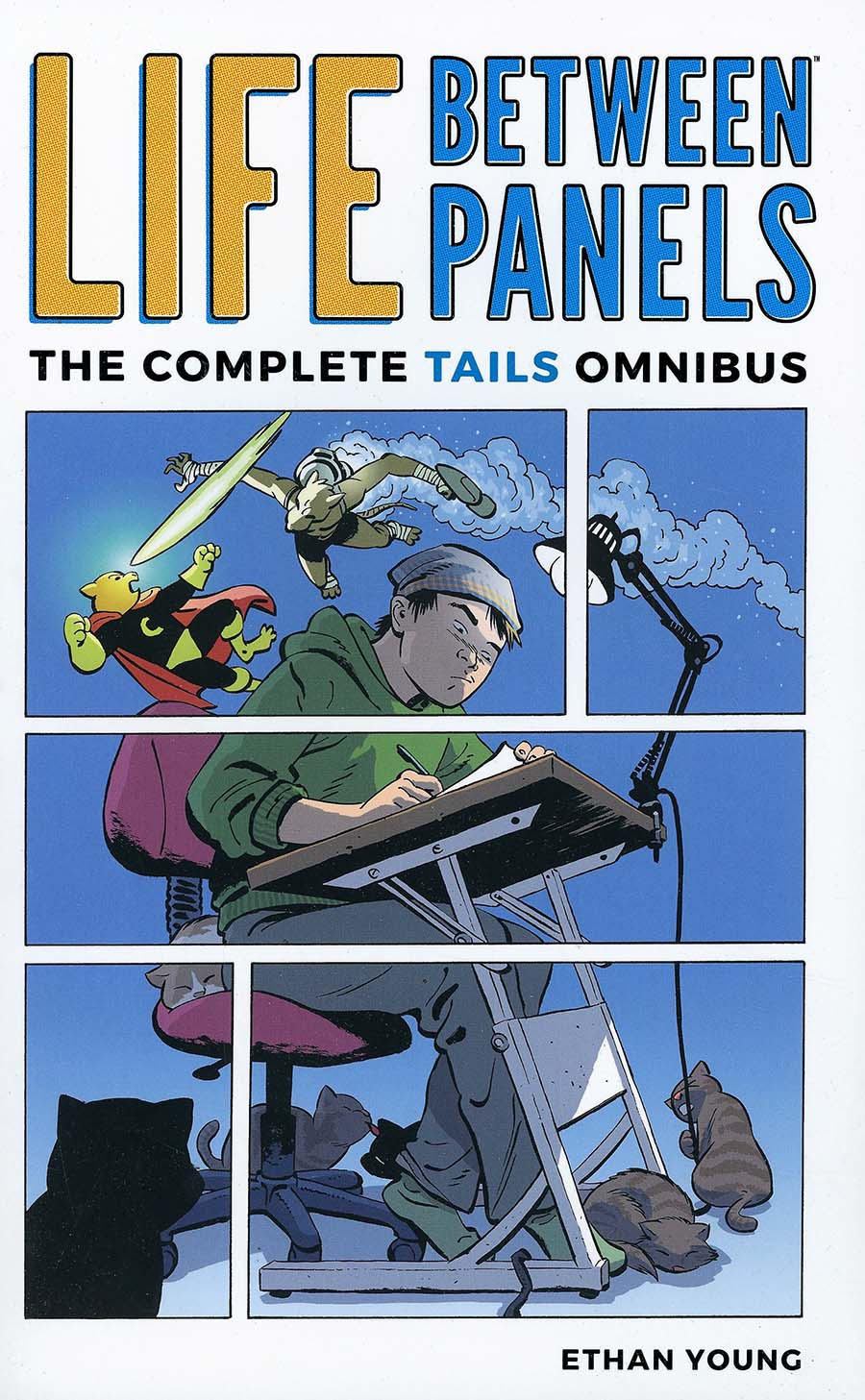 Life Between Panels Complete Tails Omnibus TP