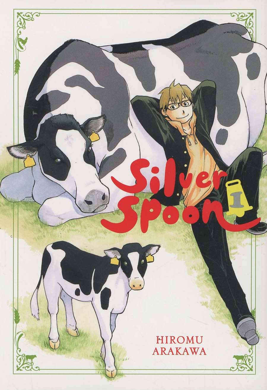 Silver Spoon Vol 1 GN