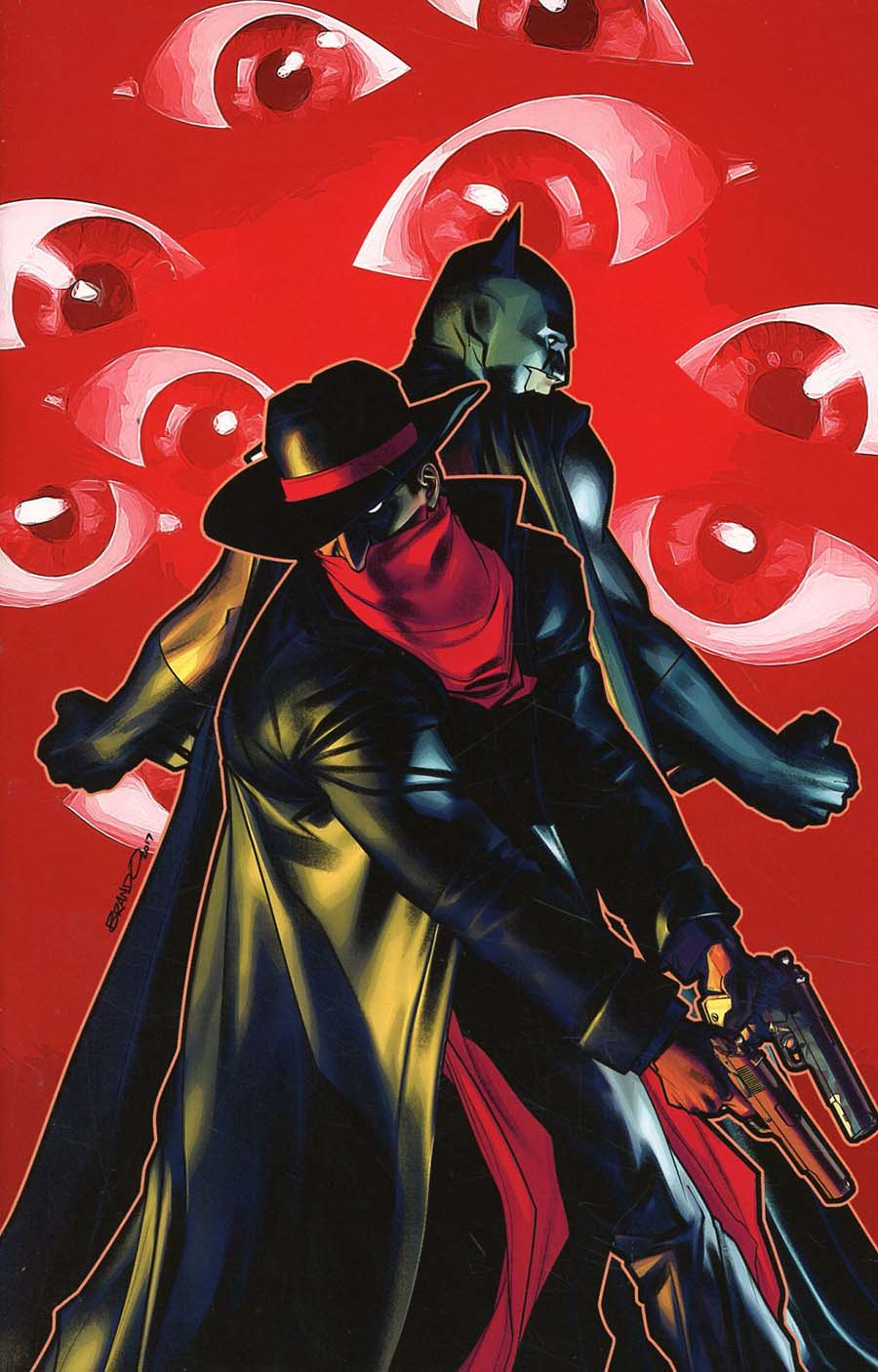 Shadow Batman #5 Cover I Incentive Brandon Peterson Virgin Cover