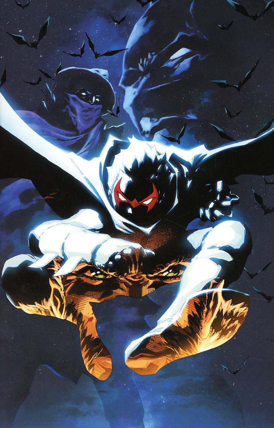 Shadow Batman #5 Cover J Incentive Philip Tan Virgin Cover