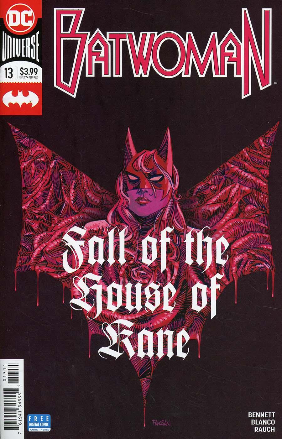 Batwoman Vol 2 #13 Cover A Regular Dan Panosian Cover