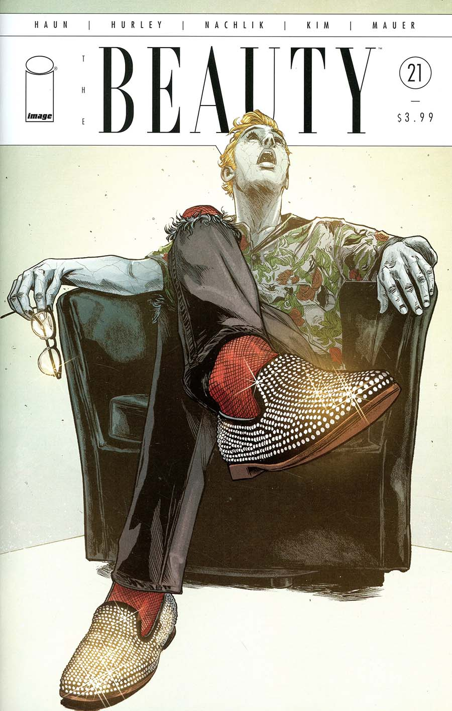 Beauty #21 Cover A Regular Jeremy Haun & Nick Filardi Cover