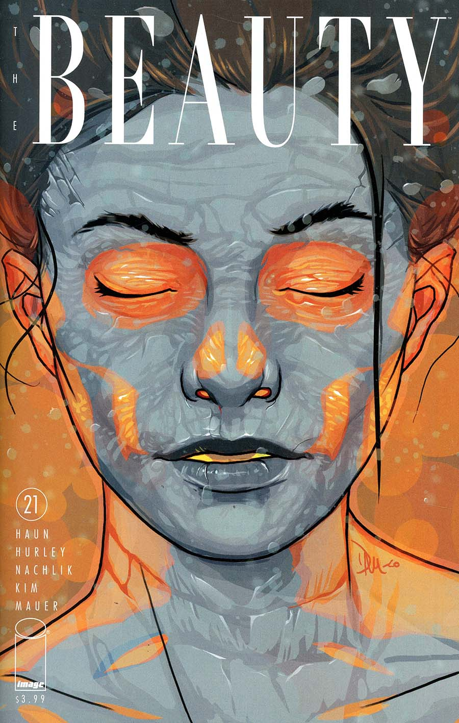 Beauty #21 Cover B Variant Dave McCaig Cover