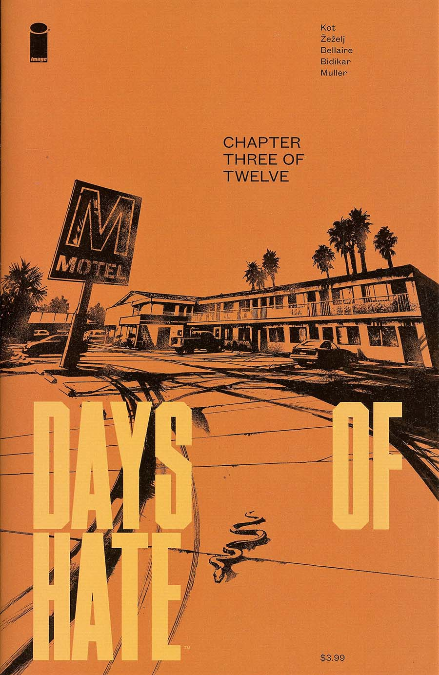 Days Of Hate #3