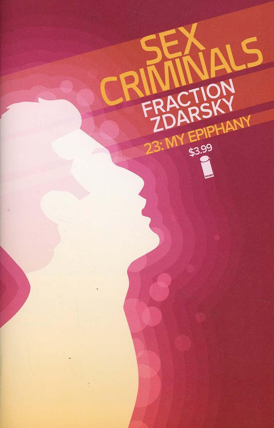 Sex Criminals #23 Cover A Regular Chip Zdarsky Cover