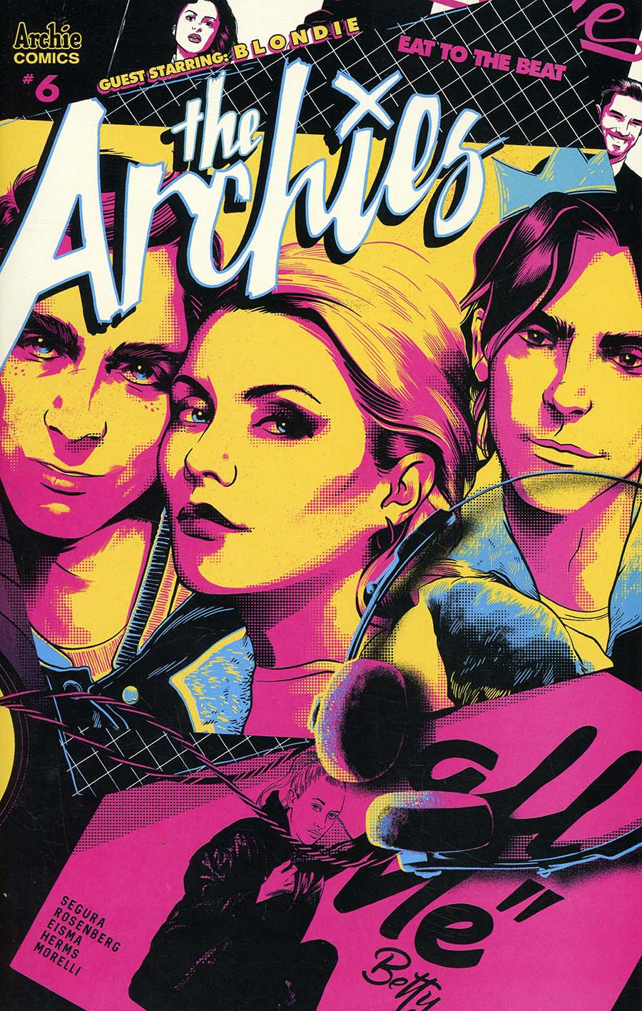 Archies #6 Cover C Variant Matthew Taylor Cover