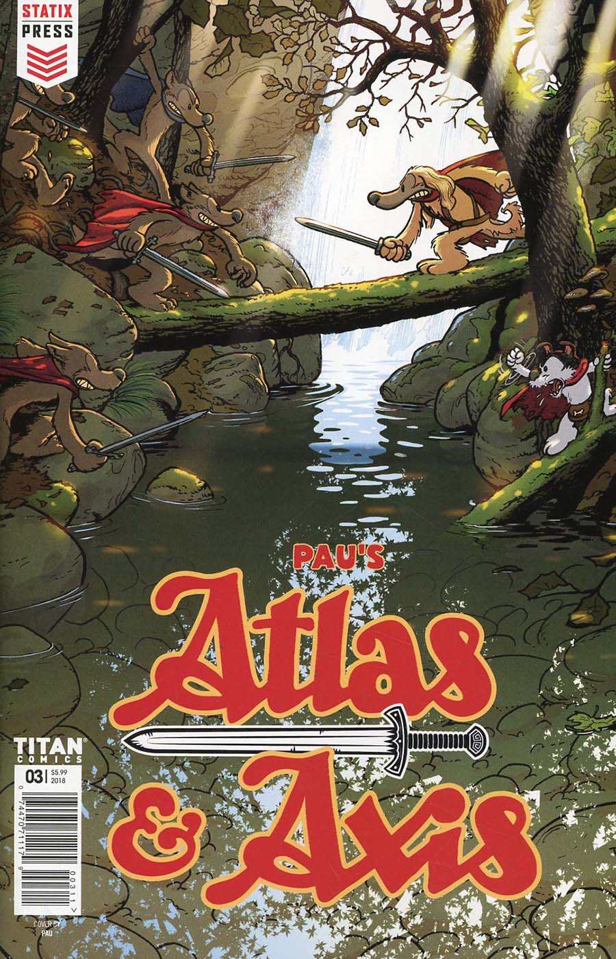 Atlas & Axis #3