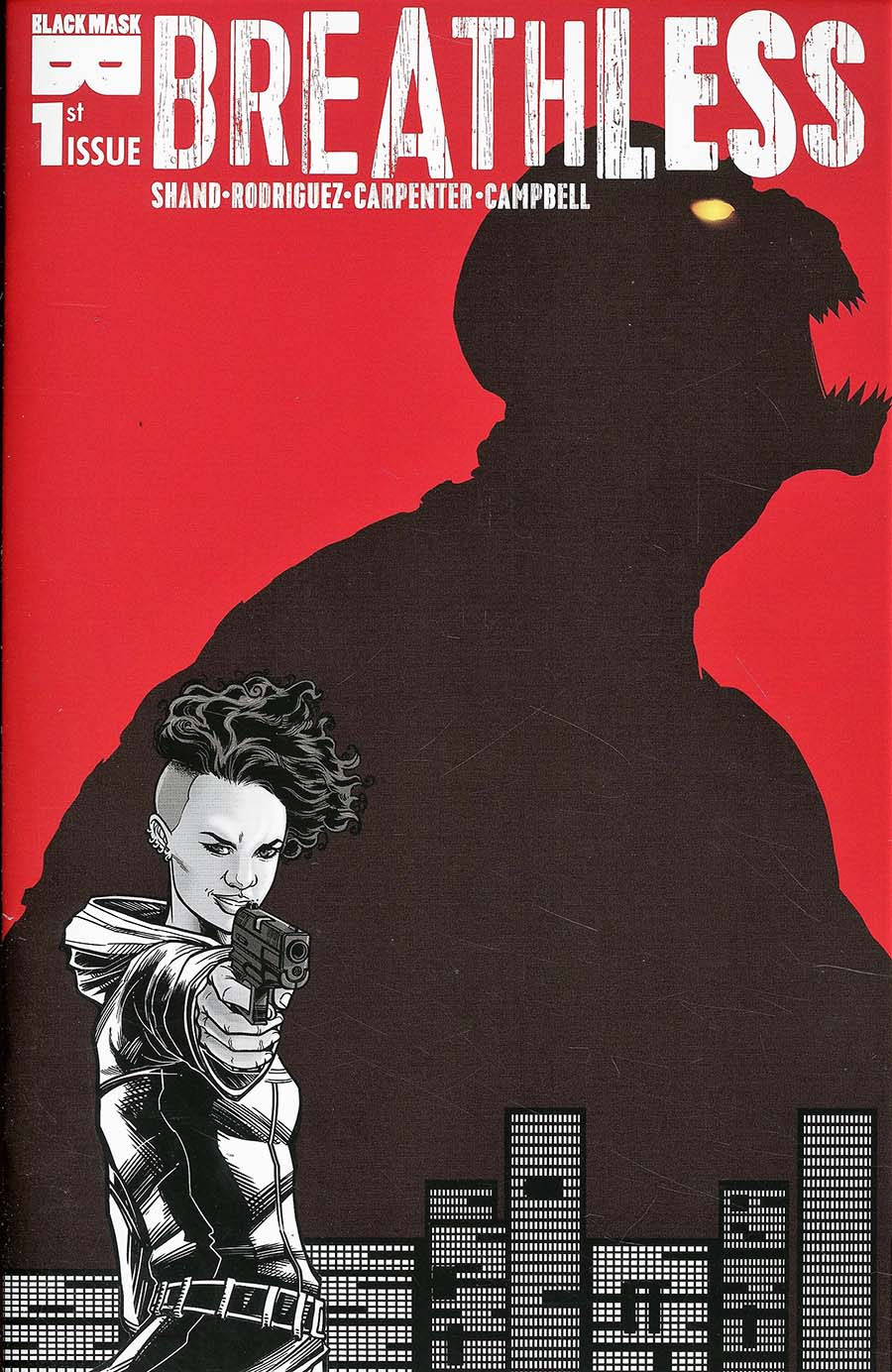 Breathless #1 Cover A Regular Cover