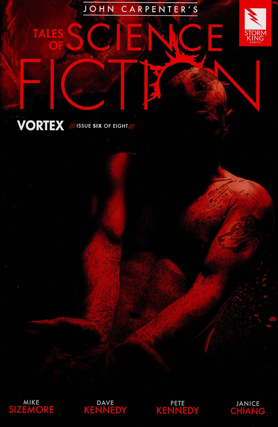 John Carpenters Tales Of Science Fiction Vortex #6