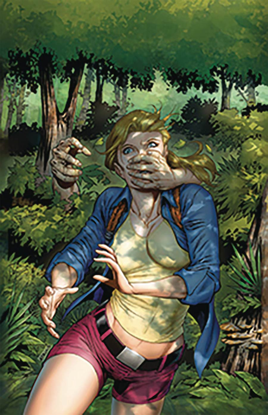 Peek-A-Boo #2 Cover B Robert Atkins