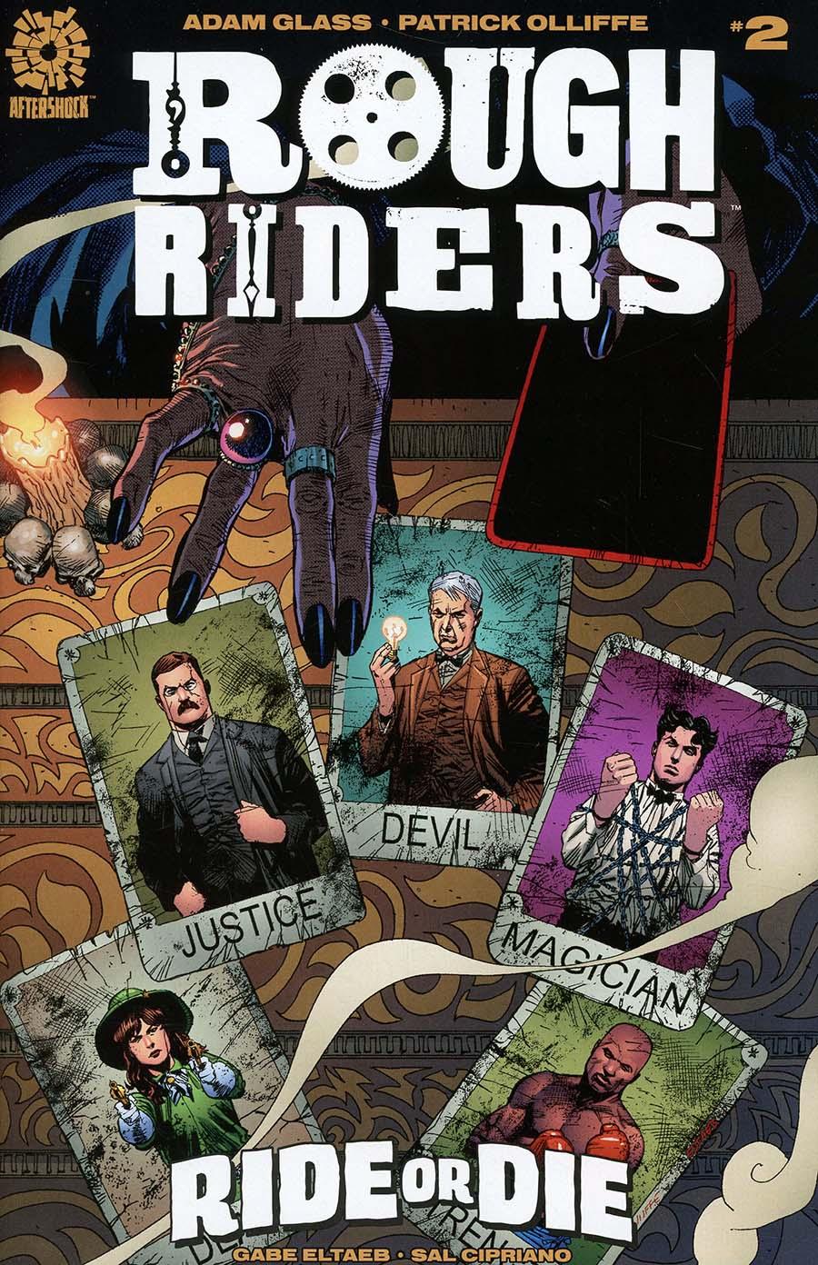 Rough Riders Ride Or Die #2