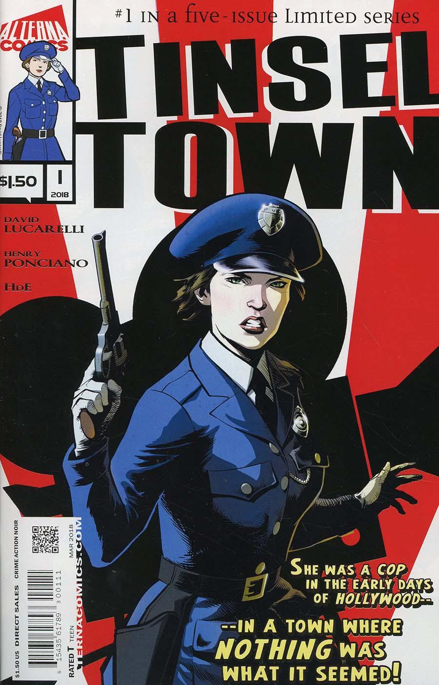 Tinseltown #1