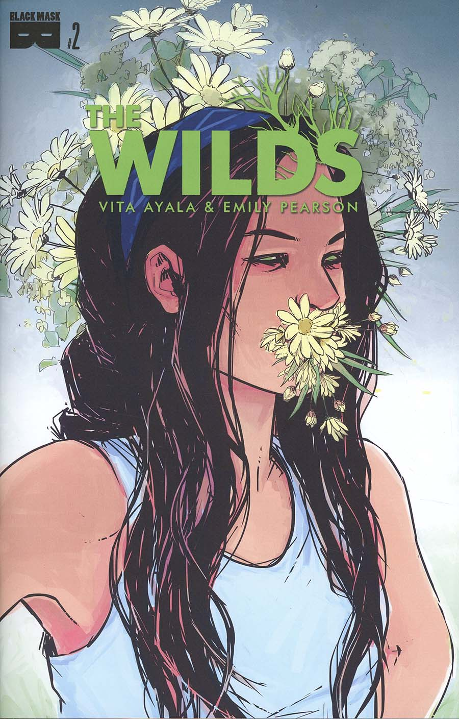 Wilds #2 Cover B Variant Natasha Alterici Cover