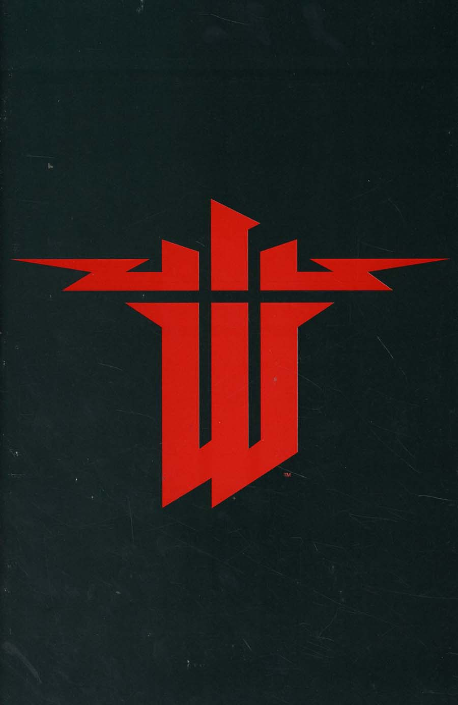 Wolfenstein #1 Cover E NYCC Exclusive Game Variant Cover