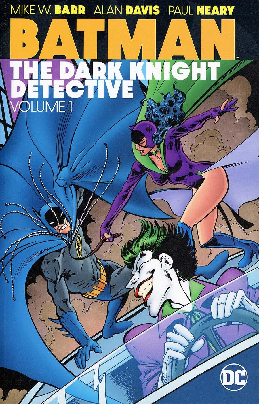 Batman The Dark Knight Detective Vol 1 TP