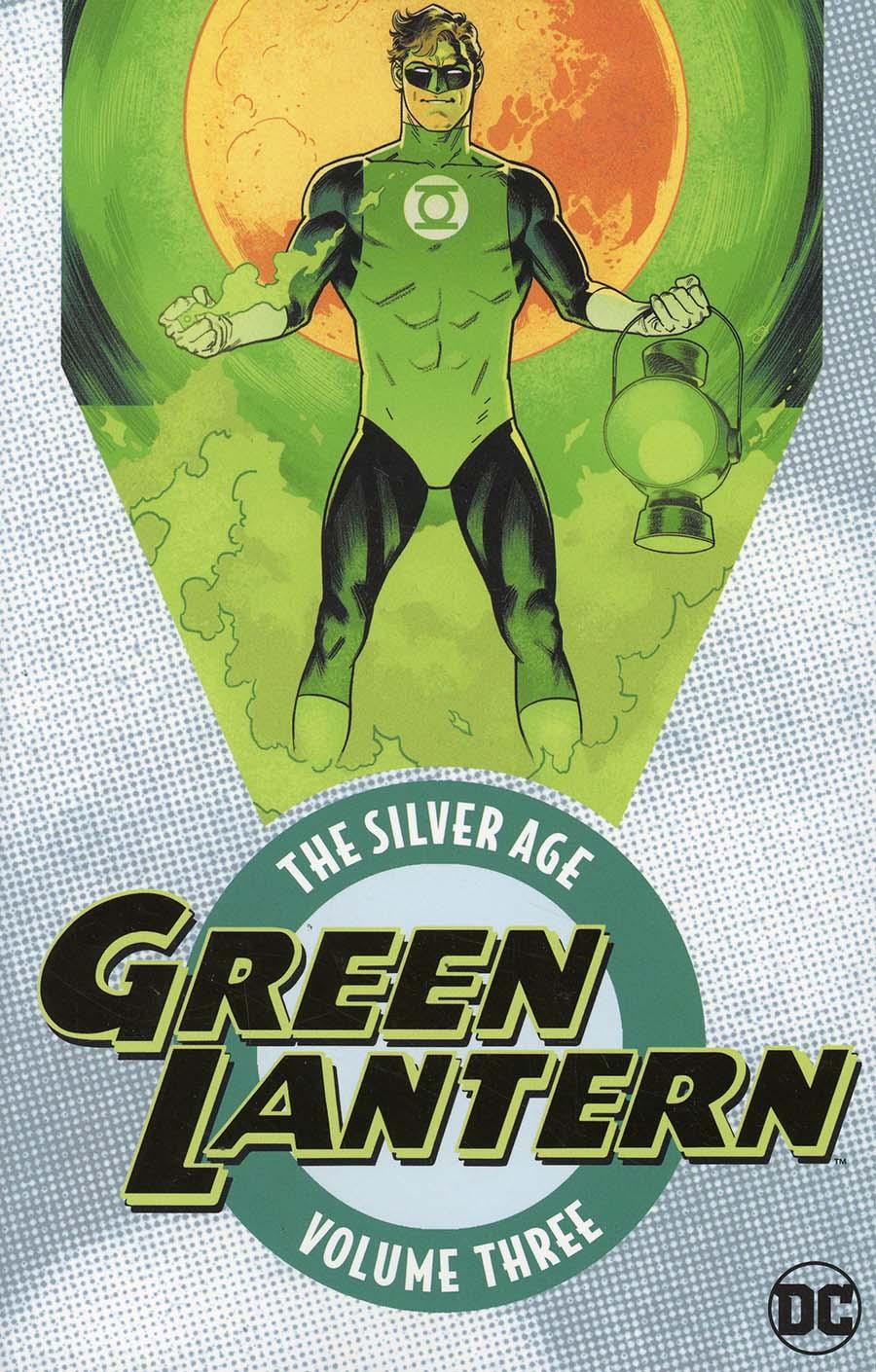 Green Lantern The Silver Age Vol 3 TP