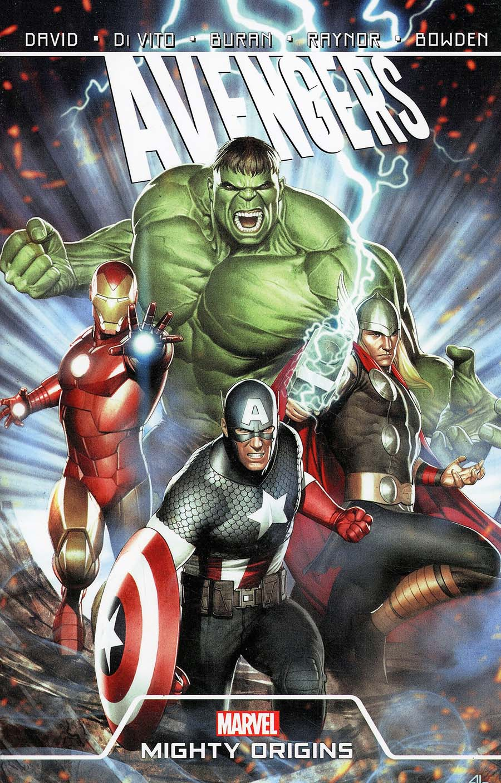 Avengers Mighty Origins TP