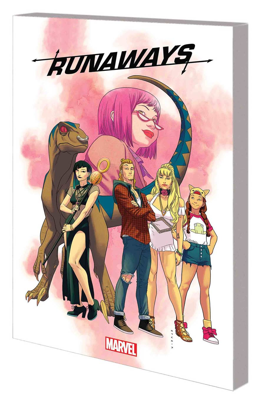Runaways By Rainbow Rowell Vol 1 Find Your Way Home TP