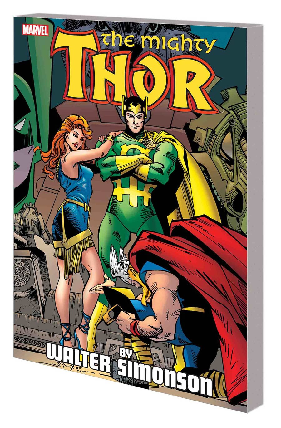 Thor By Walter Simonson Vol 3 TP New Printing