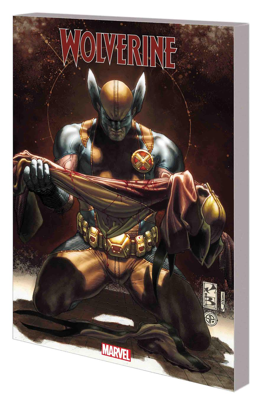Wolverine By Daniel Way Complete Collection Vol 4 TP