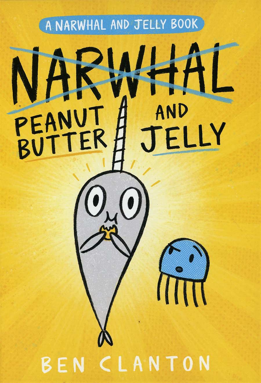 Narwhal Vol 3 Peanut Butter And Jelly HC