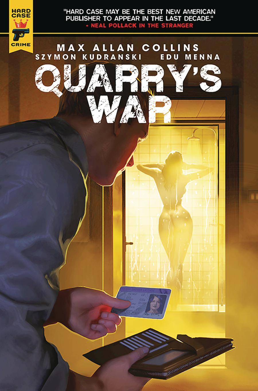 Hard Case Crime Quarrys War TP