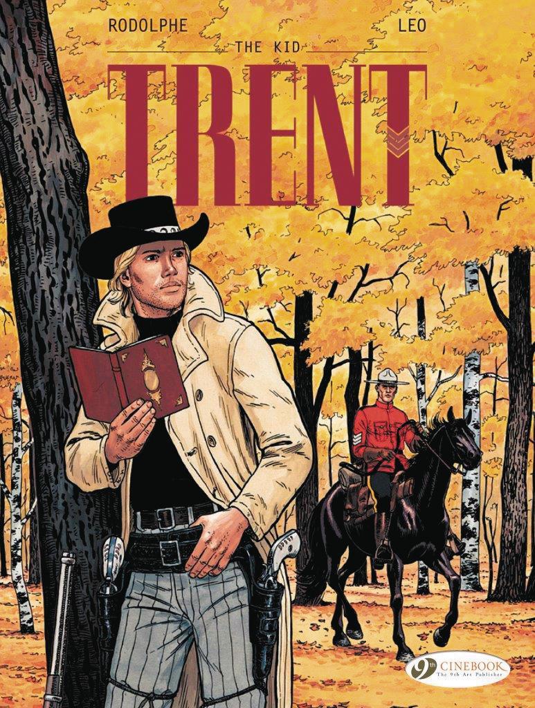 Trent Vol 2 The Kid GN