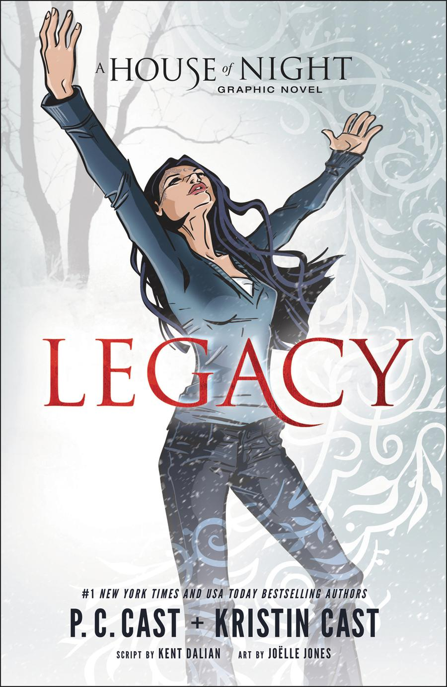 Legacy A House Of Night Graphic Novel TP